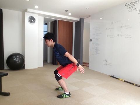 パーソナルトレーニングの流れ⑤ ~筋力強化:瞬発力~