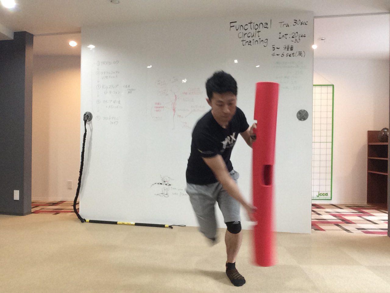 動きのトレーニングの有効性