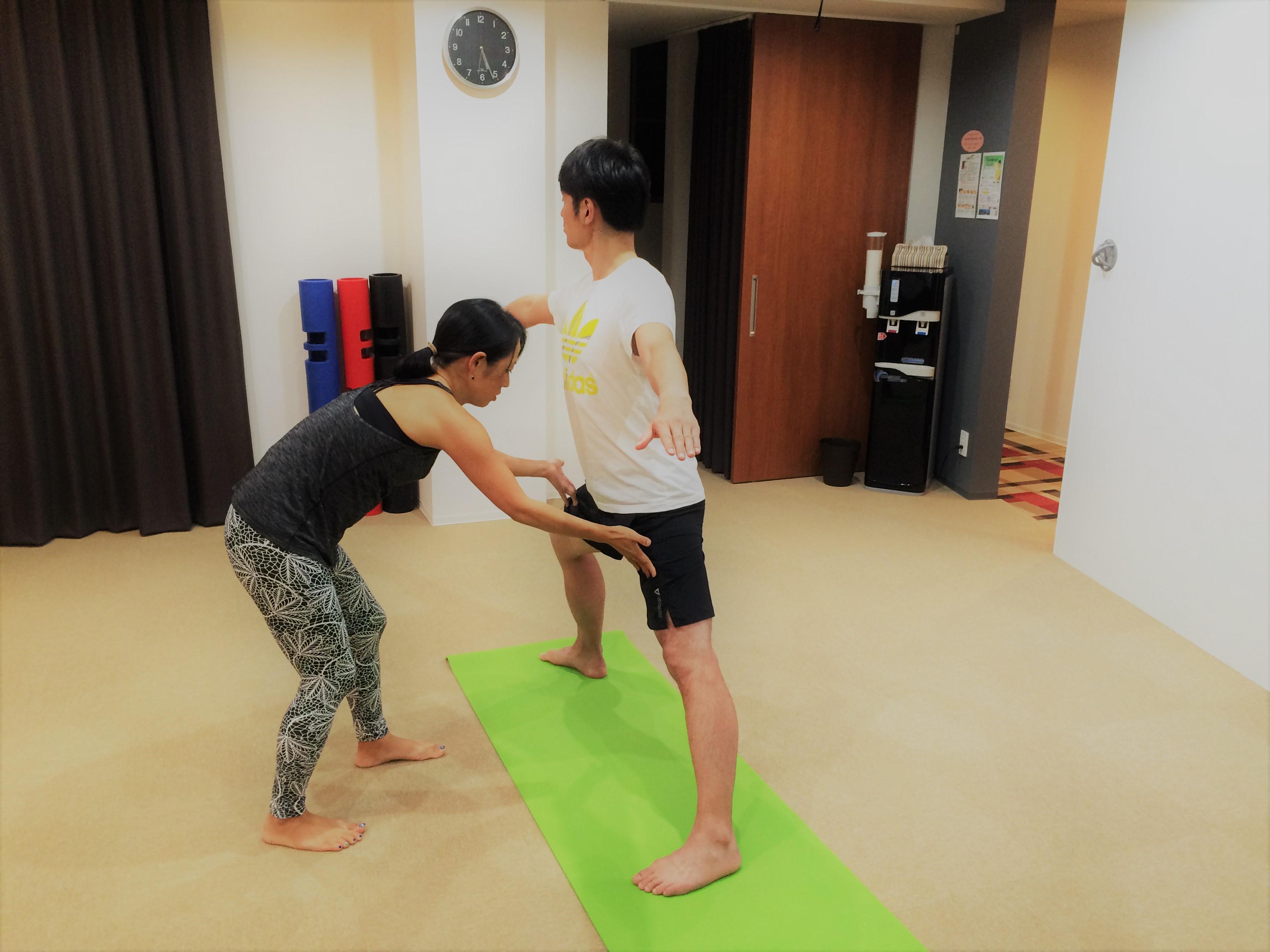 筋膜を調整するトレーニング ~ハタヨガ~