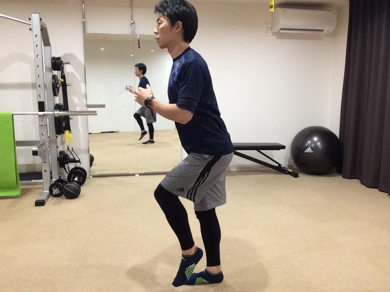 股関節から動かす!②