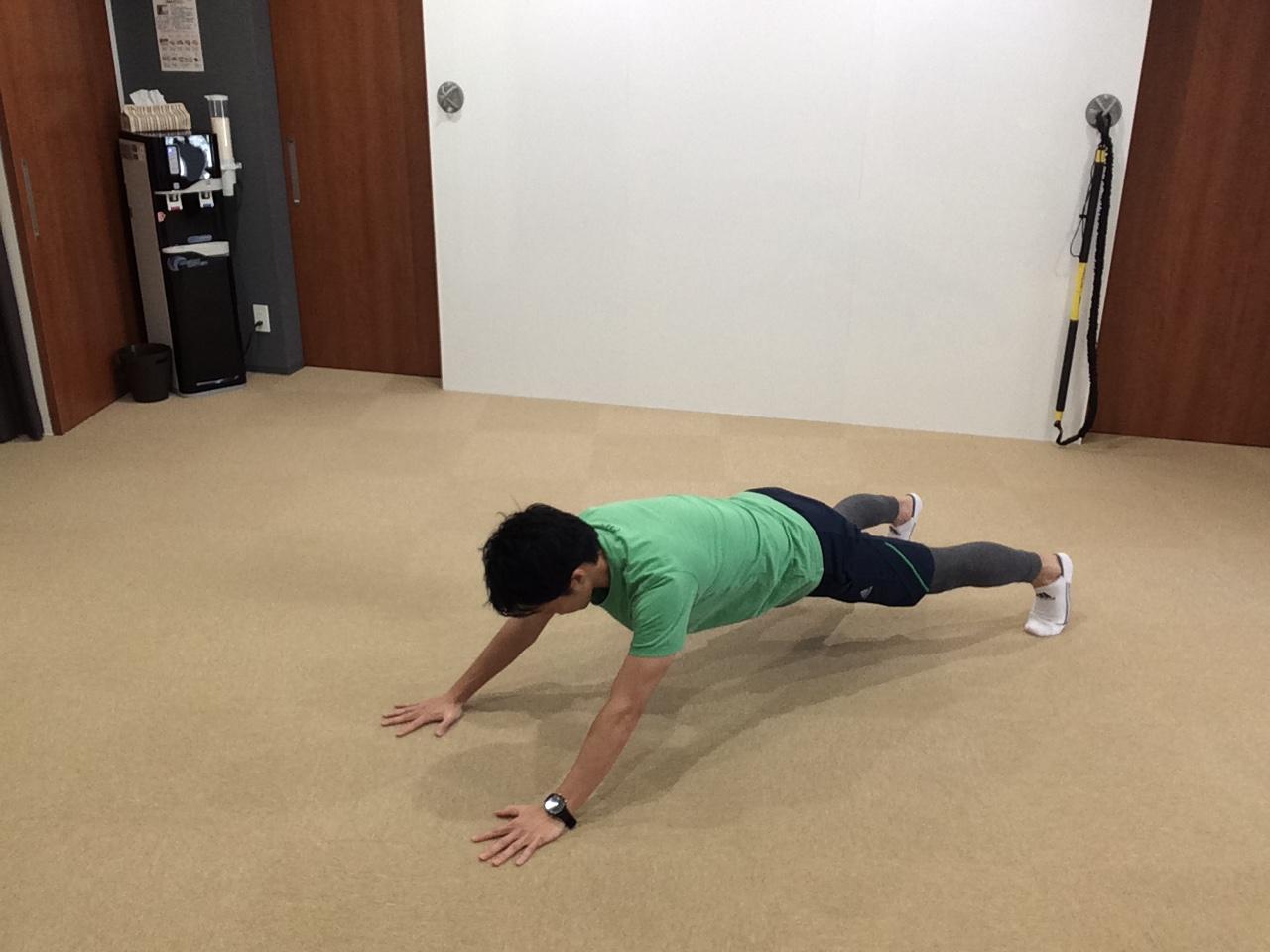 可動性トレーニング
