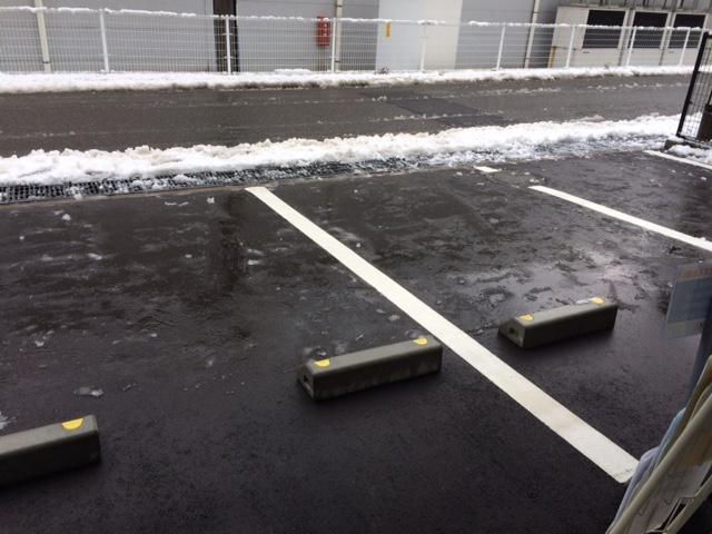 冬場のトレーニング