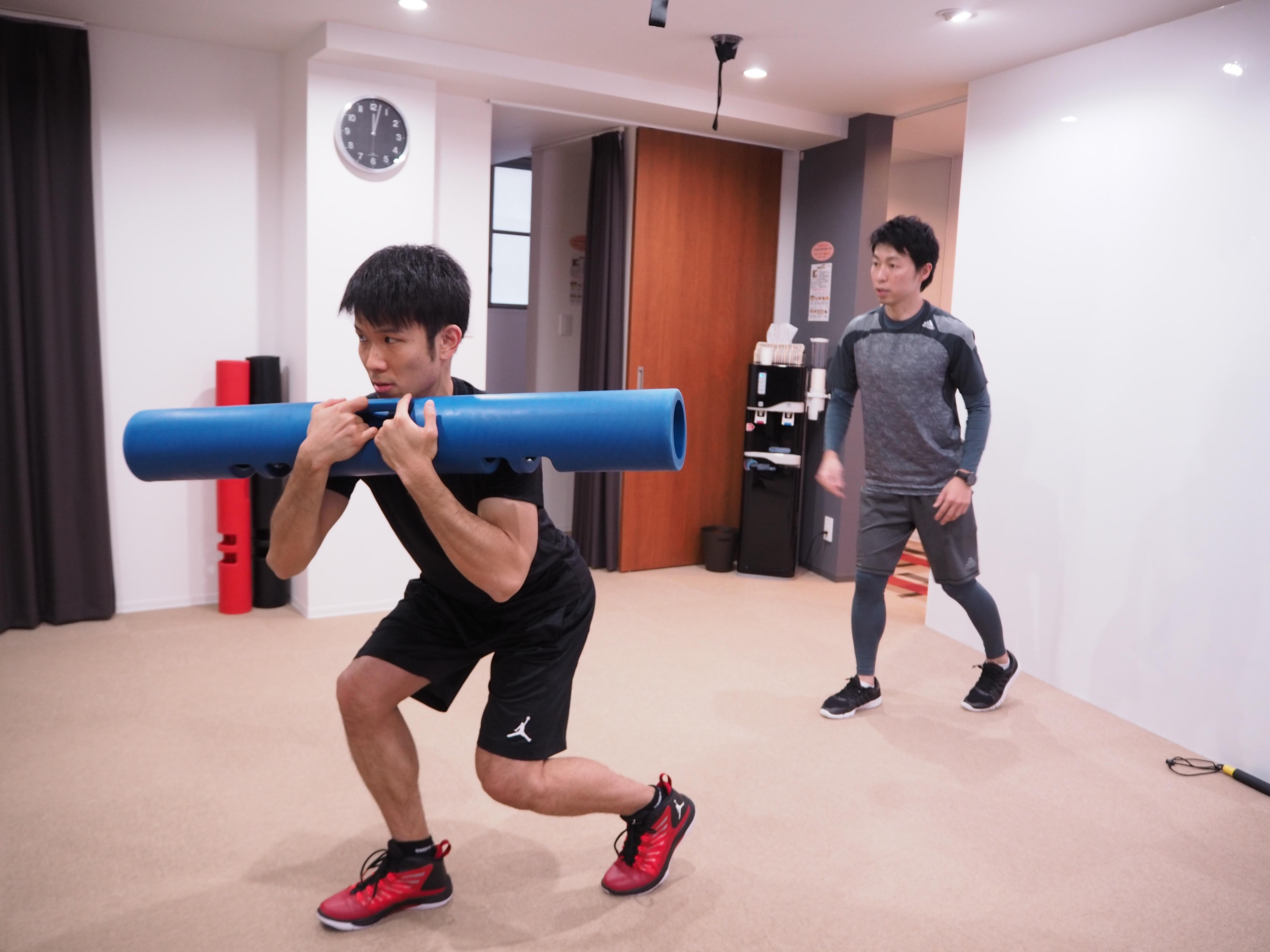 タイプ別 股関節3Dトレーニング②