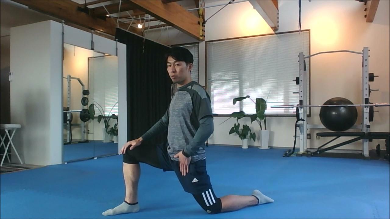 #385 腰痛改善・予防のトレーニング①
